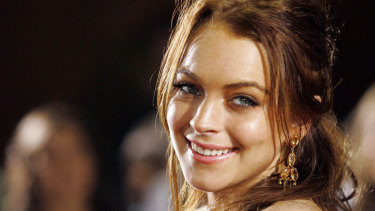 Lindsay Lohan is back in headlines, and TV shows.