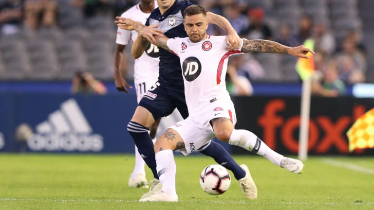 Who knew?: Josh Risdon is applying for a Croatian passport, which could make life a lot easier for him once he pursues his European dream.