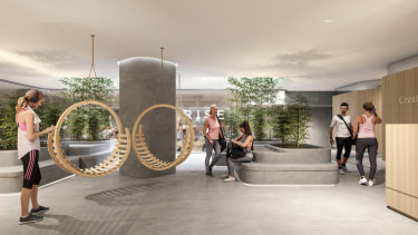 101 Collins Street will roll out a 'full service holistic wellness centre' for its tenants.