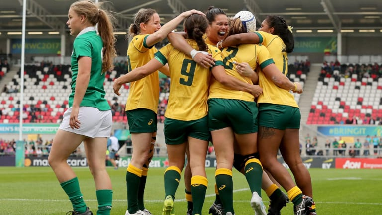 The Wallaroos are looking to beat New Zealand for the first time on Saturday.