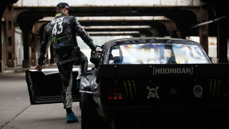 You can watch The Gymkhana Files on Amazon Prime Video.