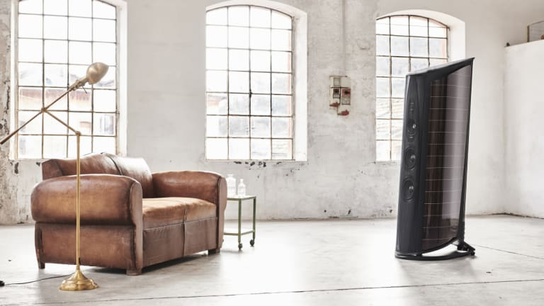 As you might expect, these speakers are not cheap. But they do make a statement.