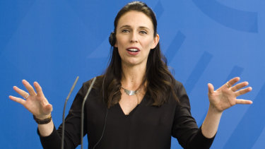 Jacinda Adern, leading a nation which, unlike Australia, is rising in the global gender-equality ranks. New Zealand comes in 7th to our 39th.