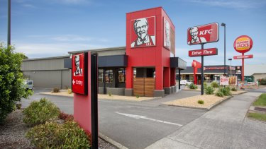 Savills said well-known brands like KFC made for attractive investments.