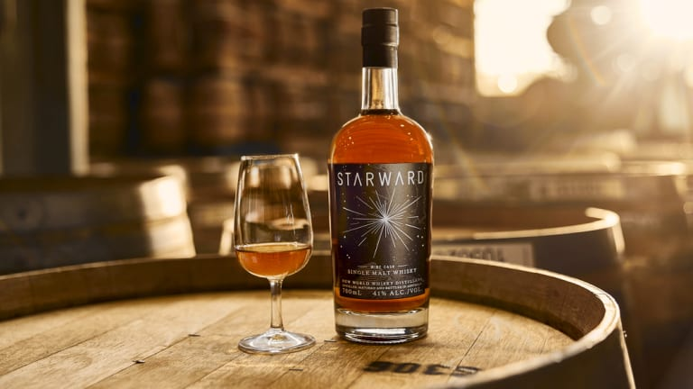Whisky producer Dave Vitale has sold 60,000 bottles of Starward whisky in the past year.