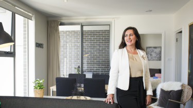 Laurie McDonald says she is motivated by a desire to constantly improve her business.