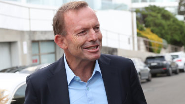 Tony Abbott supported some IPA proposals when he was opposition leader, but retreated once in power.