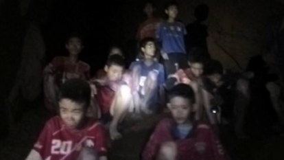 Long queues as Thai cave reopens 15 months after rescue
