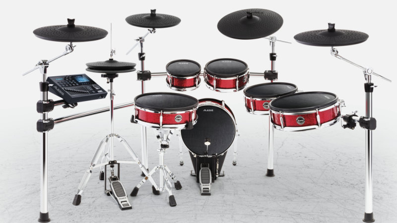 Alesis Strike Pro review: lower cost electric drums are hit