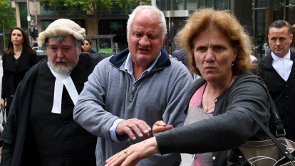 Driver spared jail after cop's death, family living 'a life sentence'