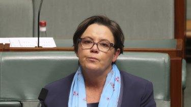 Labor resources spokesperson Madeleine King