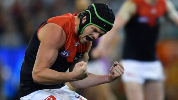 Big-game lessons: what Angus Brayshaw learned from a September veteran