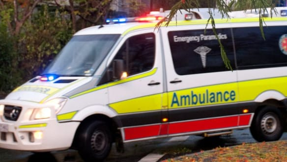 Motorcyclist suffers horrific injuries after collision with car in Toowoomba