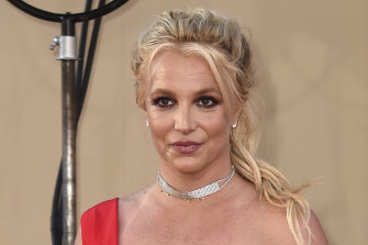 Britney Spears: end this court conservatorship.