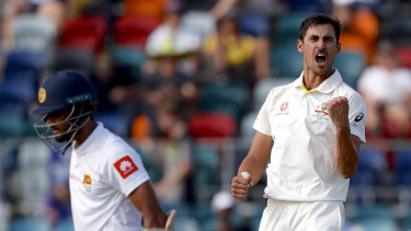 Is Mitchell Starc back?