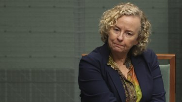 """Labor MP Sharon Claydon said """"there's a sense of urgency"""" to implement the recommendations."""