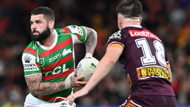 Adam Reynolds was at his best as the Rabbitohs ran rampant in Brisbane on Thursday night.