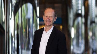 ANZ Bank chief executive Shayne Elliott.