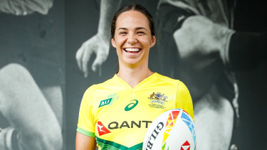 Chloe Dalton is returning to the Australian women's sevens squad for a tilt at the Tokyo Olympics.