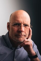 Author Clive Hamilton who has written a book on Chinese Communist Party influence.