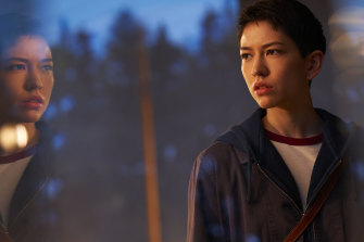 As Lily, Sonoya Mizuno is an intriguing mixture of frailty and strength.