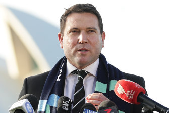 FFA chief executive James Johnson says it's no longer a question of if an A-League second division will happen, but when and how.