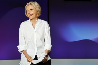 Former Insight host Jenny Brockie will take on a new role at SBS in 2021.