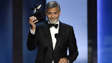 Objecting: George Clooney