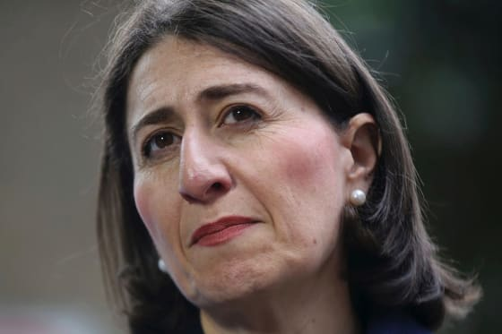 'Petrified, lack of direction': Liberals say Berejiklian is 'just not selling it'