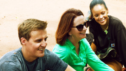 Julia Gillard's global warming: life after politics