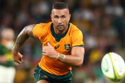 Quade Cooper has barely put a foot wrong since his stunning Wallabies recall.