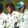'It's not great': Cummins feels for Pucovski as Warner ruled out