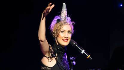 Melbourne Cabaret Festival opens in suitably eccentric style