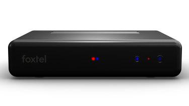The Foxtel iQ4 can recieve 4K broadcasts via satellite.