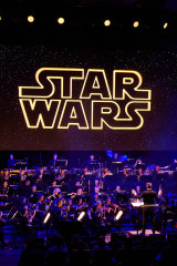MSO's performance of Star Wars: The Empire Strikes Back in Concert.