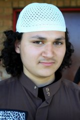 Sulayman Khalid, seen here in 2013, pleaded guilty to a terrorist plot in Sydney.