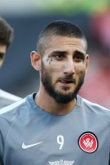 Kerem Bulut has the same hunger but says he's more mature than he was during his last stint at the Wanderers.