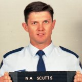 Senior Constable Neil Scutts had emergency surgery after he was shot during a robbery in 1999.