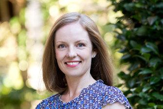 Legal studies teacher Wendy Campbell.