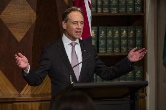 Greg Hunt has put together a women's health package worth $354 million for Tuesday's federal budget.
