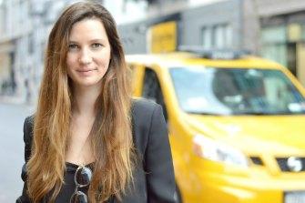 In 2015, Alexandra Keating was running tech start-up DWNLD.