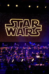 MSO's performance ofStar Wars: The Empire Strikes Backin Concert.