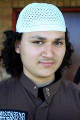 Sulayman Khalid, seen here in 2013, pleaded guilty to a terrorist plot in Sydney.