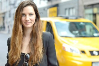 In 2015, Alexandra Keating was running tech start-up DWNLD.