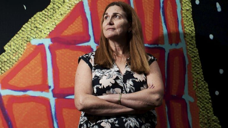"""You don't want to be working until 67 or whatever the pension age is"": Helen St Flour started thinking properly about superannuation after her 50th birthday."