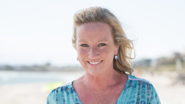 Liberal candidate for Carrum, Donna Bauer, says it's time for her party to adopt quotas to ensure more women are preselected