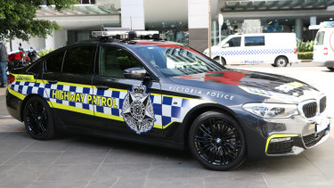 All 221 Victoria Police highway patrol cars will be fitted with the technology.