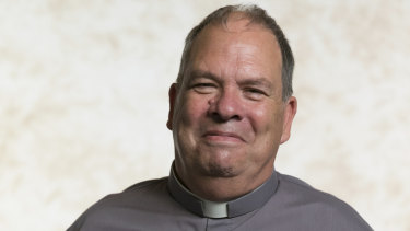 Whistleblower Reverend Roger Dyer was part of the 2017 Royal Commission into Institutional Responses to Child Sexual Abuse.