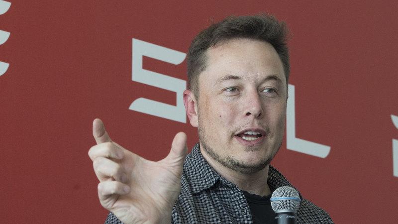 Tesla announces surprise $3.4b share offering as Elon Musk seizes on surge