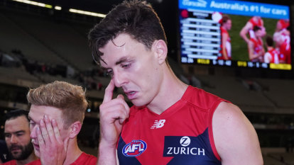Grim reality has hit Melbourne, says Jake Lever